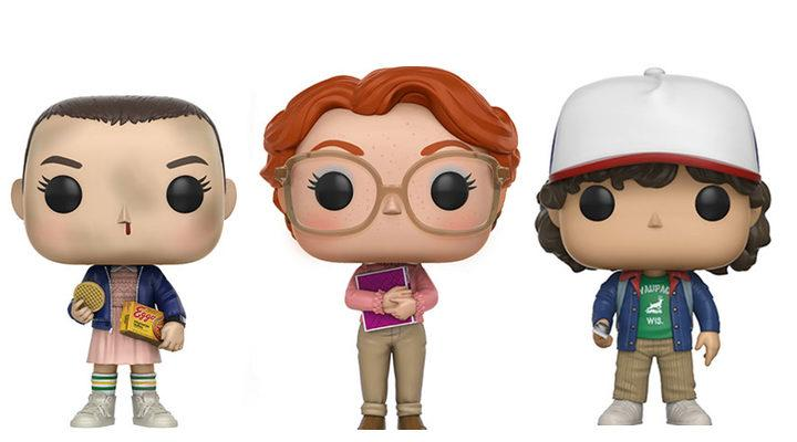 Stranger Things - muñecos Funko Pop!