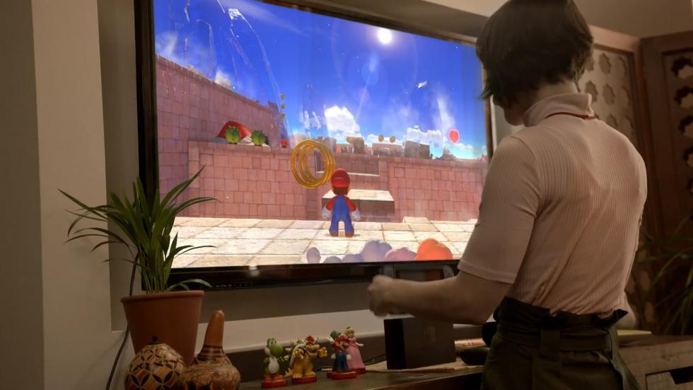 Super Mario Nintendo Switch