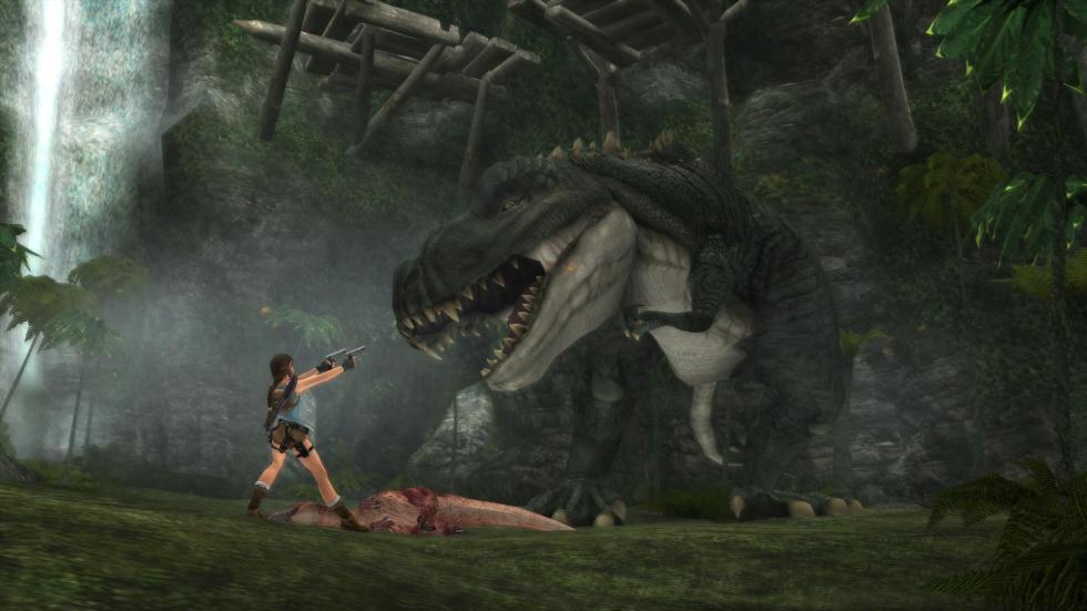 Tomb Raider Anniversary (2007)