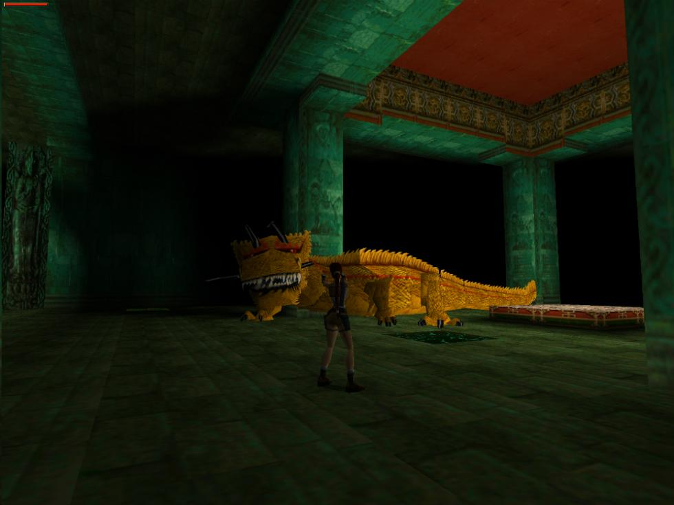 Tomb Raider II (1997)