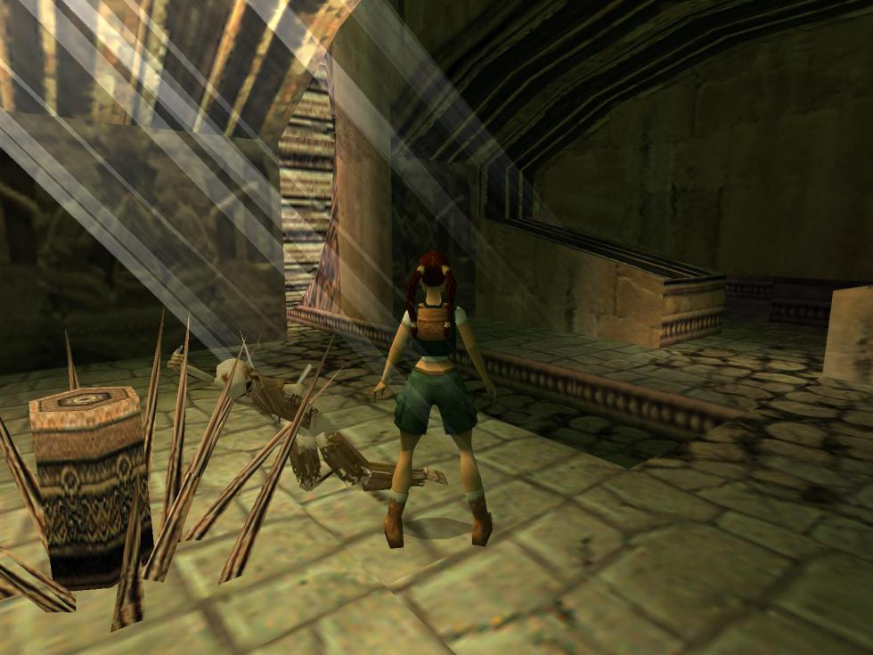 Tomb Raider The Last Revelation (1999)