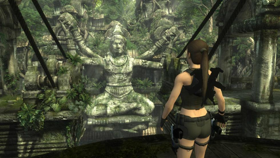 Tomb Raider Underworld (2008)