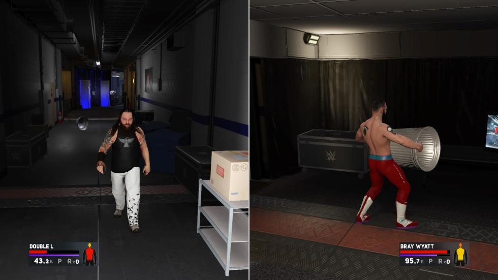 WWE 2K17 - Análisis