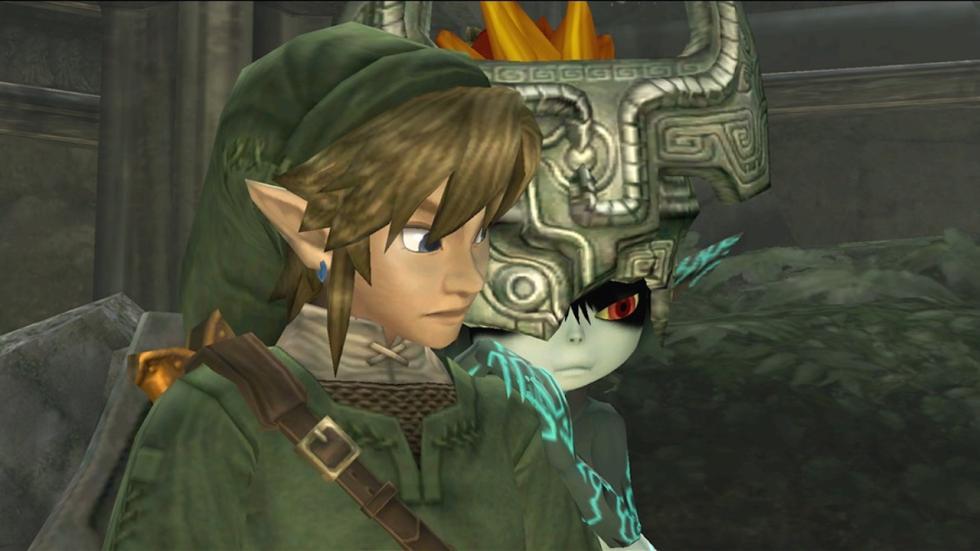 Los mejores juegos de Wii U de 2016 - The Legend of Zelda Twilight Princess HD