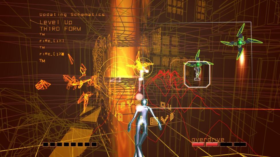 Los mejores juegos de PlayStation VR - Rez Infinite