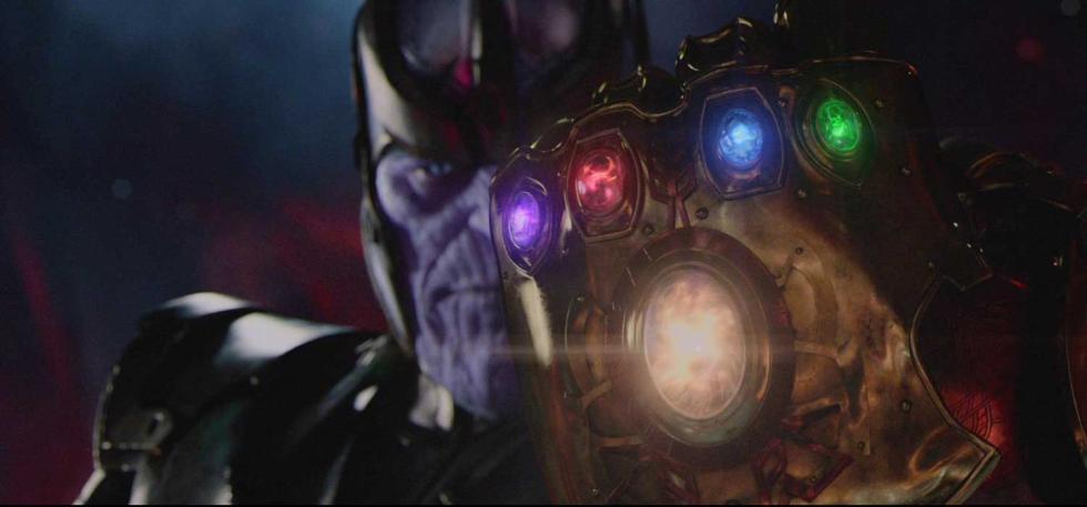 1. Thanos