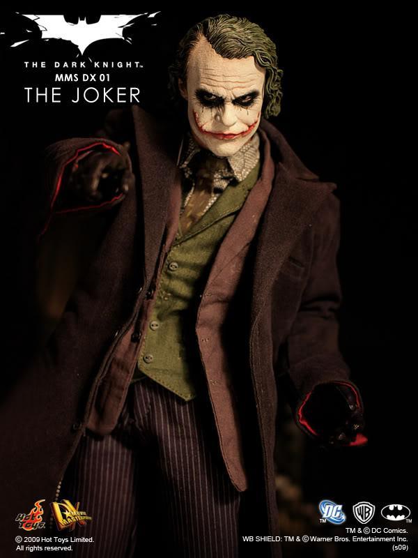 10. The Joker (The Dark Knight)-DX01