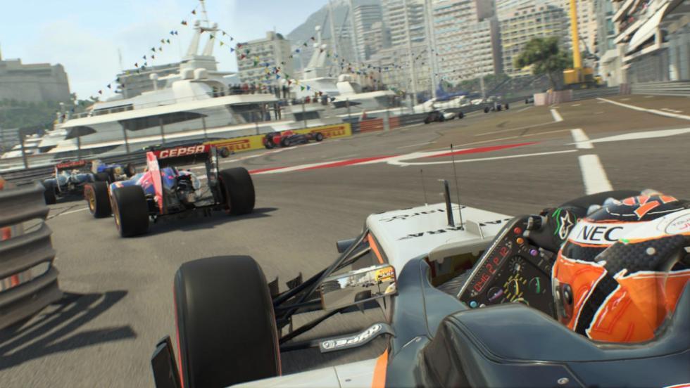 Los mejores juegos de carreras de 2016 - F1 2016