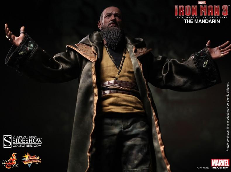 2. The Mandarin (Iron Man 3)- MMS211