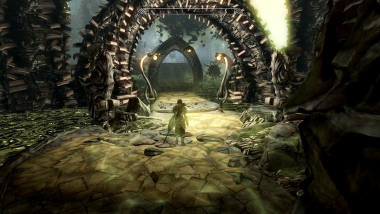 Nueva dimensión Skyrim Special Edition