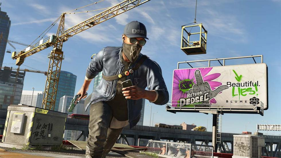 20. WATCH DOGS 2