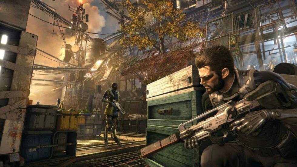3. Deus Ex Mankind Divided