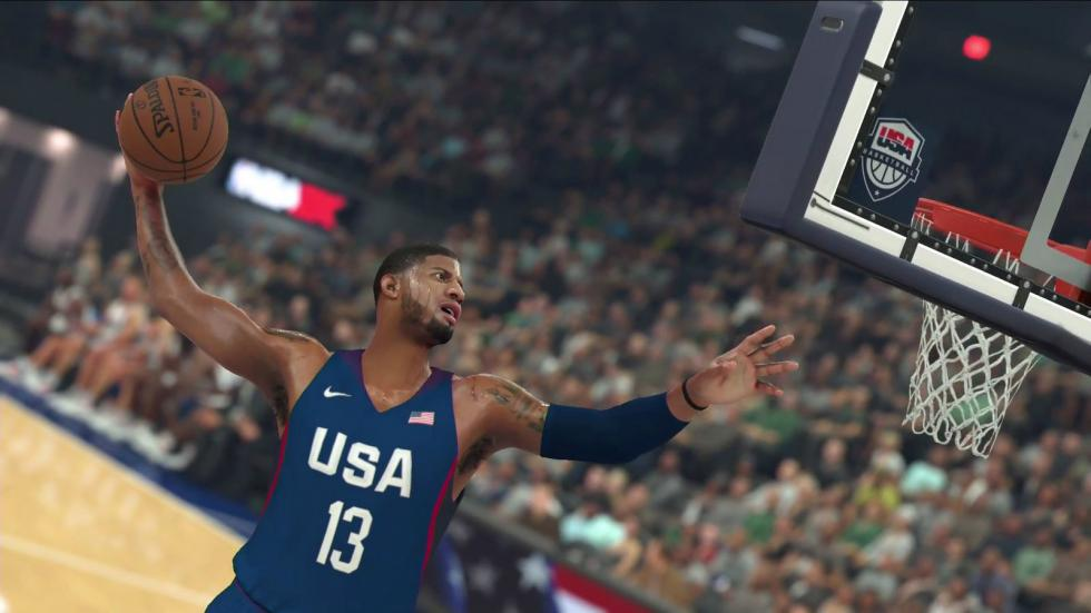 4. NBA 2K17