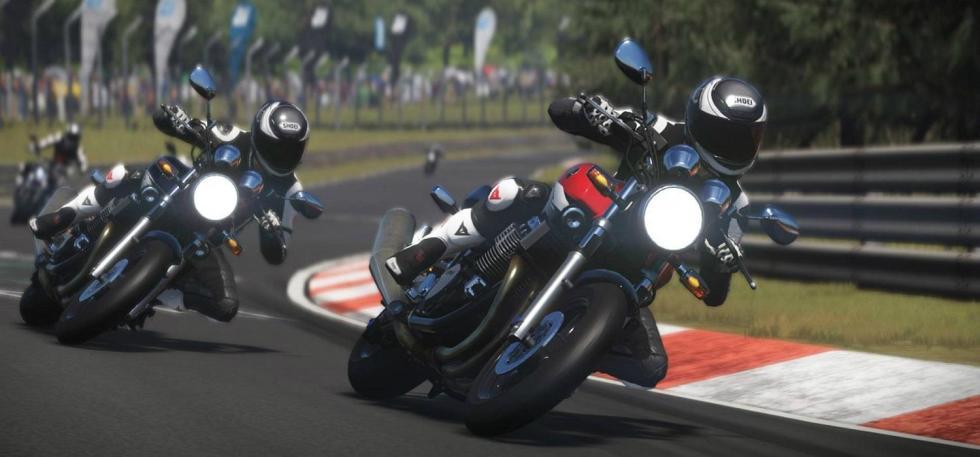 Los mejores juegos de carreras de 2016 - Ride 2