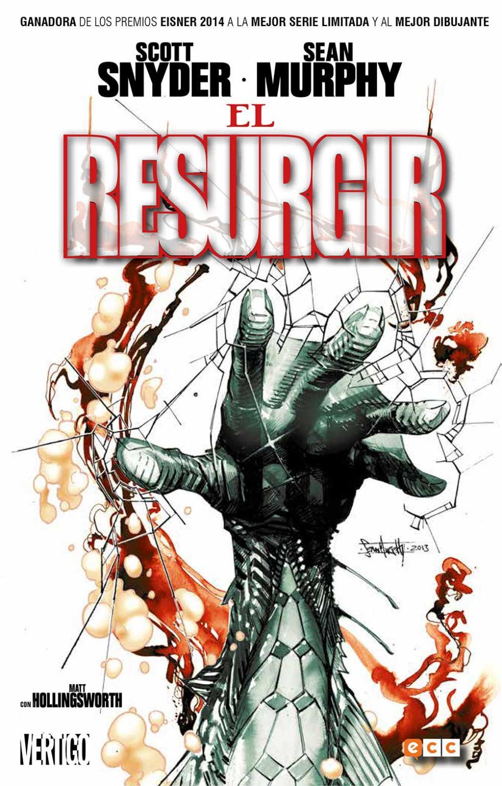 7. El Resurgir (ed. cartoné)