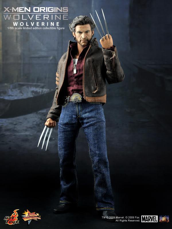 8. Wolverine (Wolverine: Origins) -MMS103