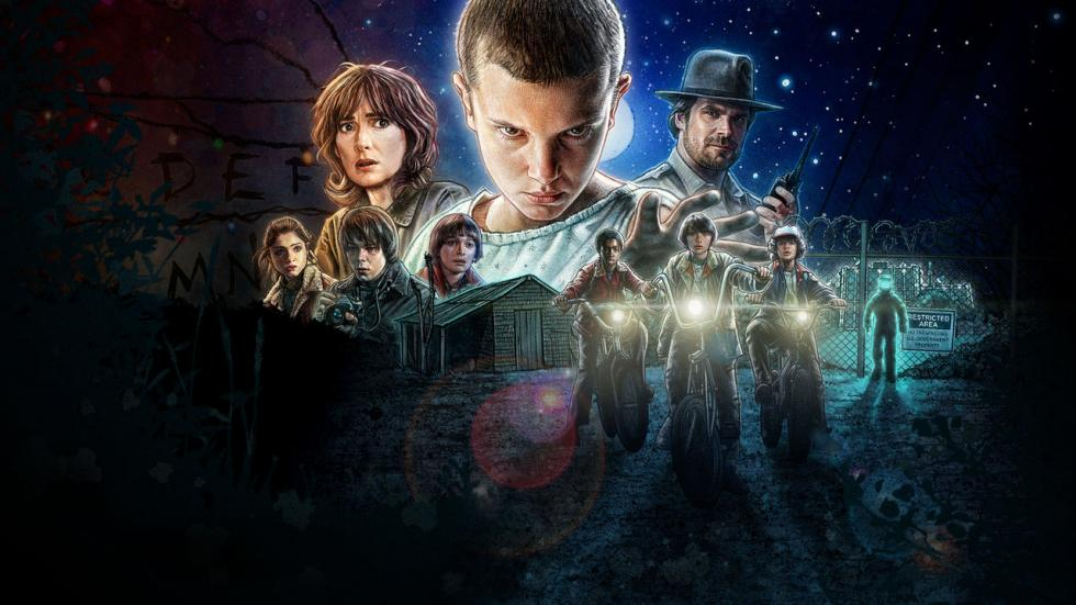 9. Stranger Things