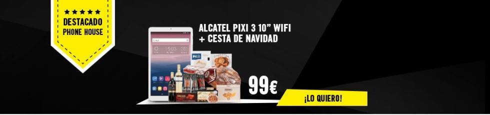 Alcatel Pixi 3