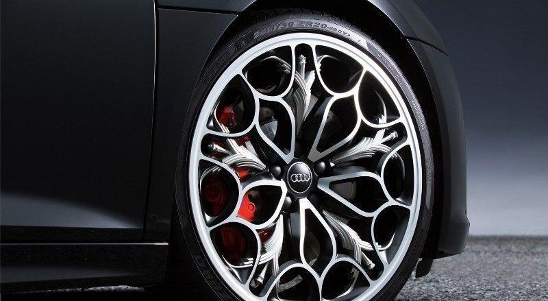 Audi venderá el coche de Kingsglaive Final Fantasy XV