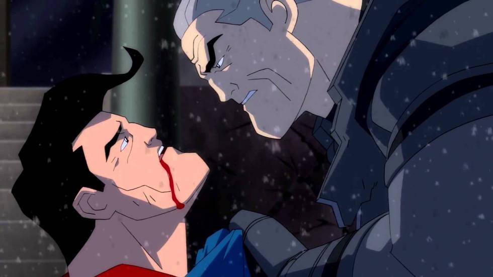 Batman derrota a Superman