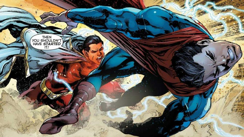 Capitán Marvel (Shazam!)