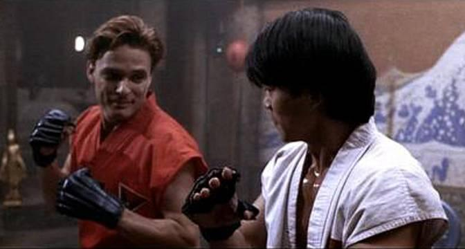 Damian Chapa era Ken en Street Fighter