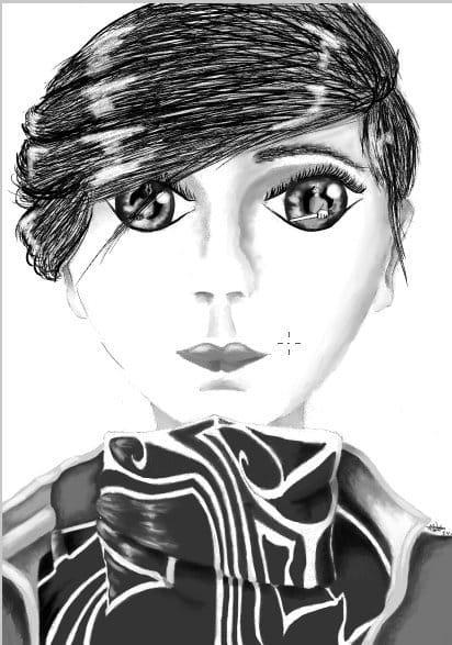 Dibujo de @DMCGirl22