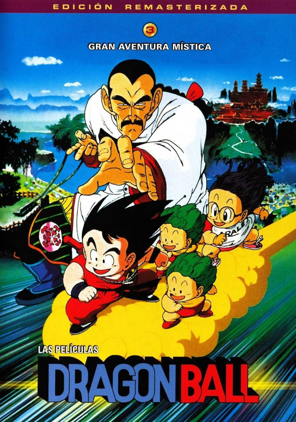Dragon Ball: Aventura mística