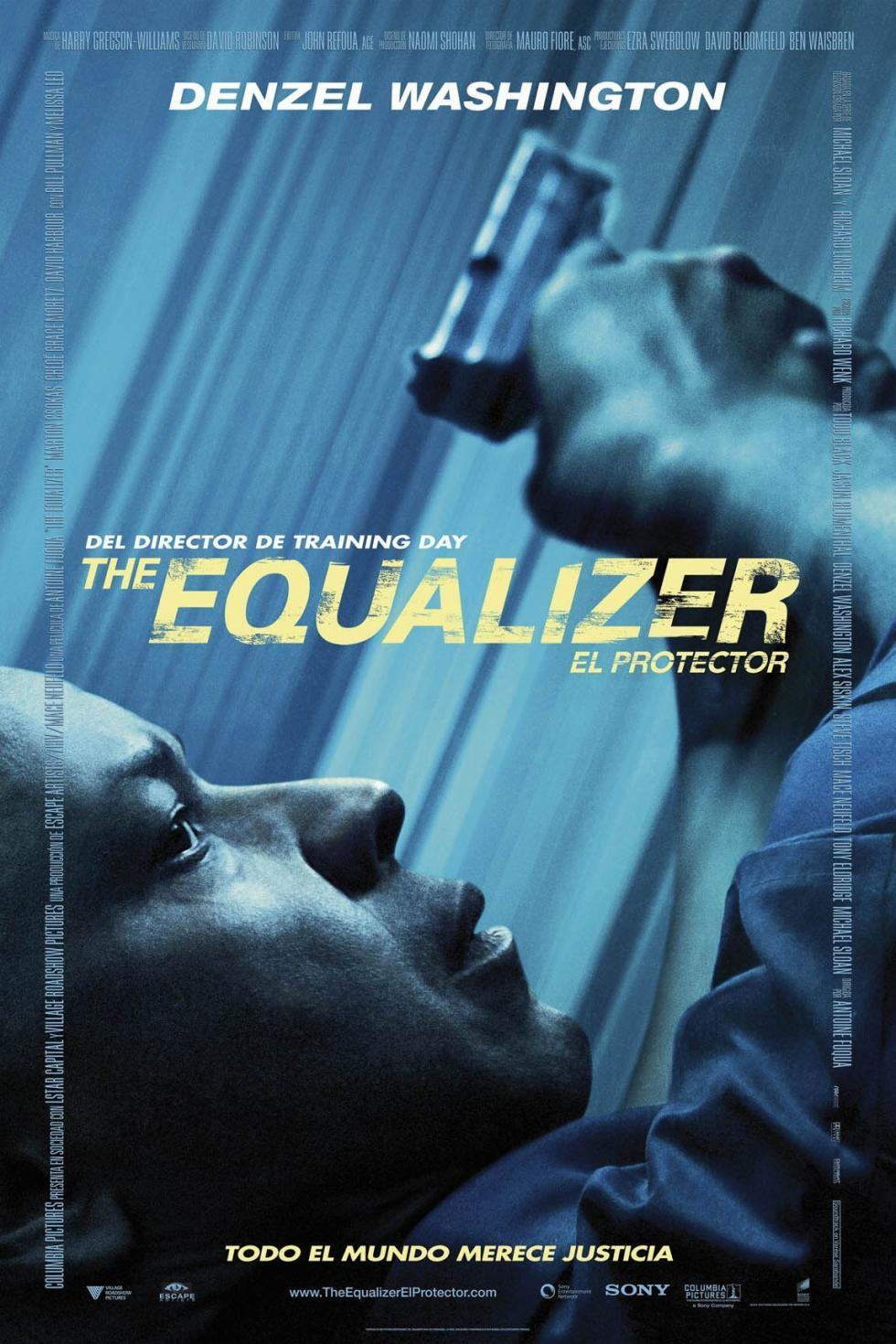 The Equalizer. El protector