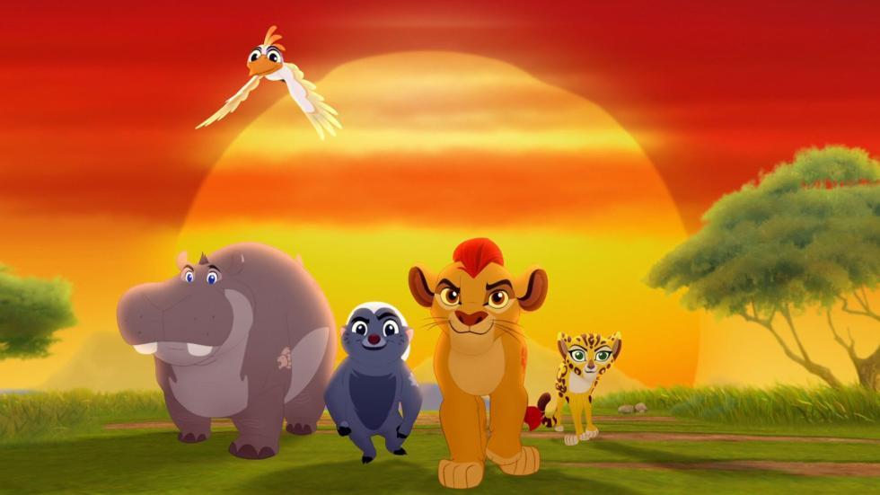 Las mejores series infantiles para niños de 2016