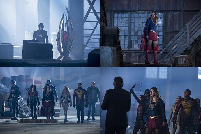 Invasion - Primer episodio del mega-crossover: Arrow, Supergirl, Flash y Legends of Tomorrow