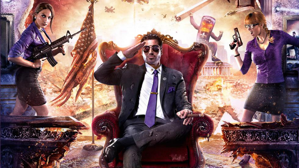 Jugador - Saints Row IV
