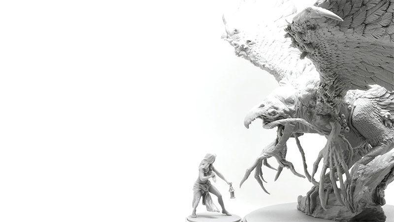 Kingdom Death Monster. El juego de mesa