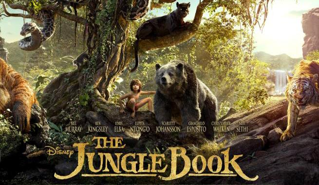 Las mejores películas infantiles de 2016 - El libro de la selva, Peppa Pig…