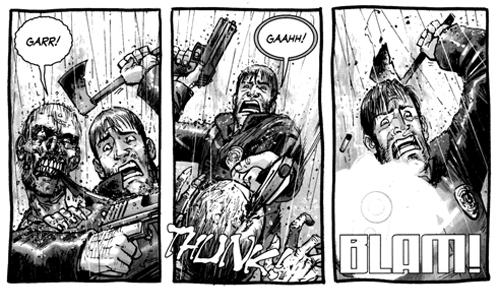 Los Muertos Vivientes (The Walking Dead): Días pasados