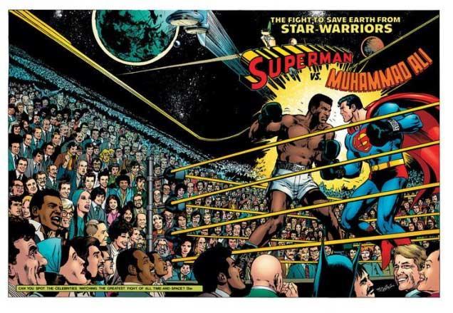 Superman: 5 personajes de DC que le vencieron.