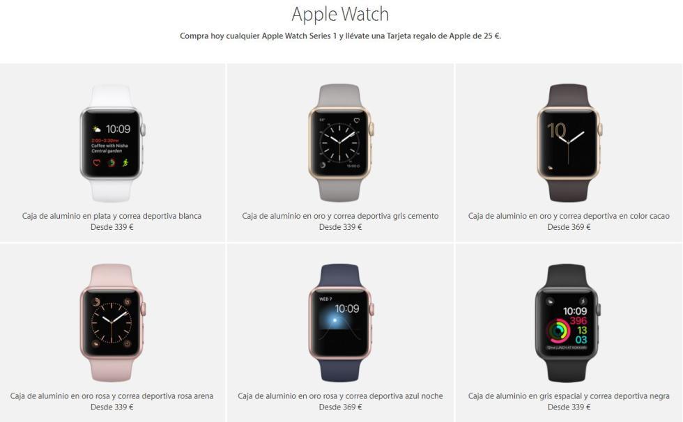 Ofertas en Apple Watch