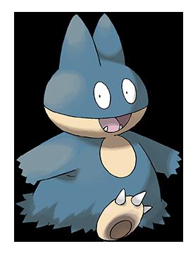 Pokémon Sol y Pokémon Luna - Munchlax