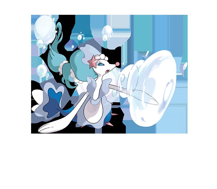 Pokémon Sol y Pokémon Luna - Primarina