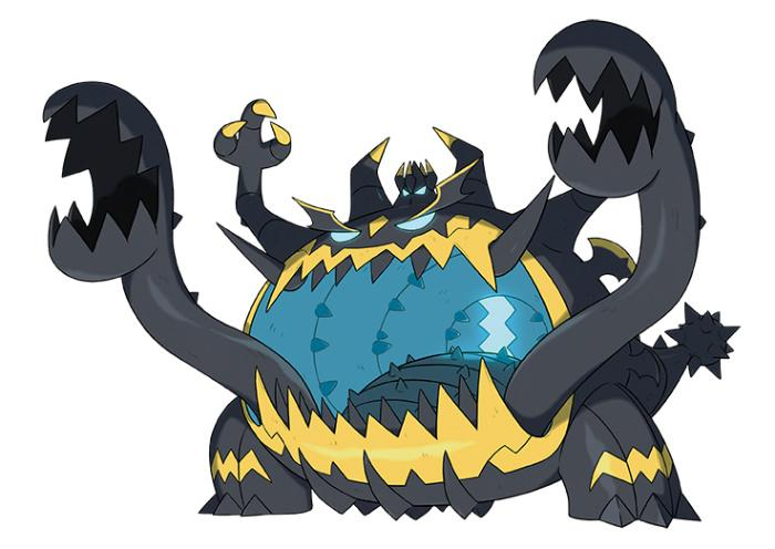 Pokémon Sol y Pokémon Luna - UE-05: Voracidad