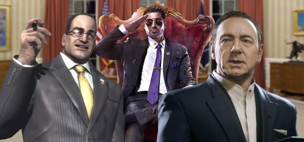 Los presidentes más polémicos de los videojuegos