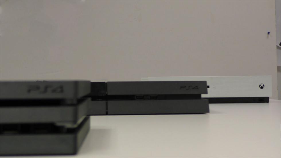 PS4 Pro, Xbox One S, PSVR... Los grandes unboxings de este año