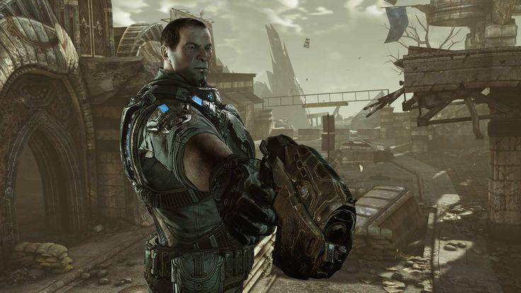 Richard Prescott - Gears of War