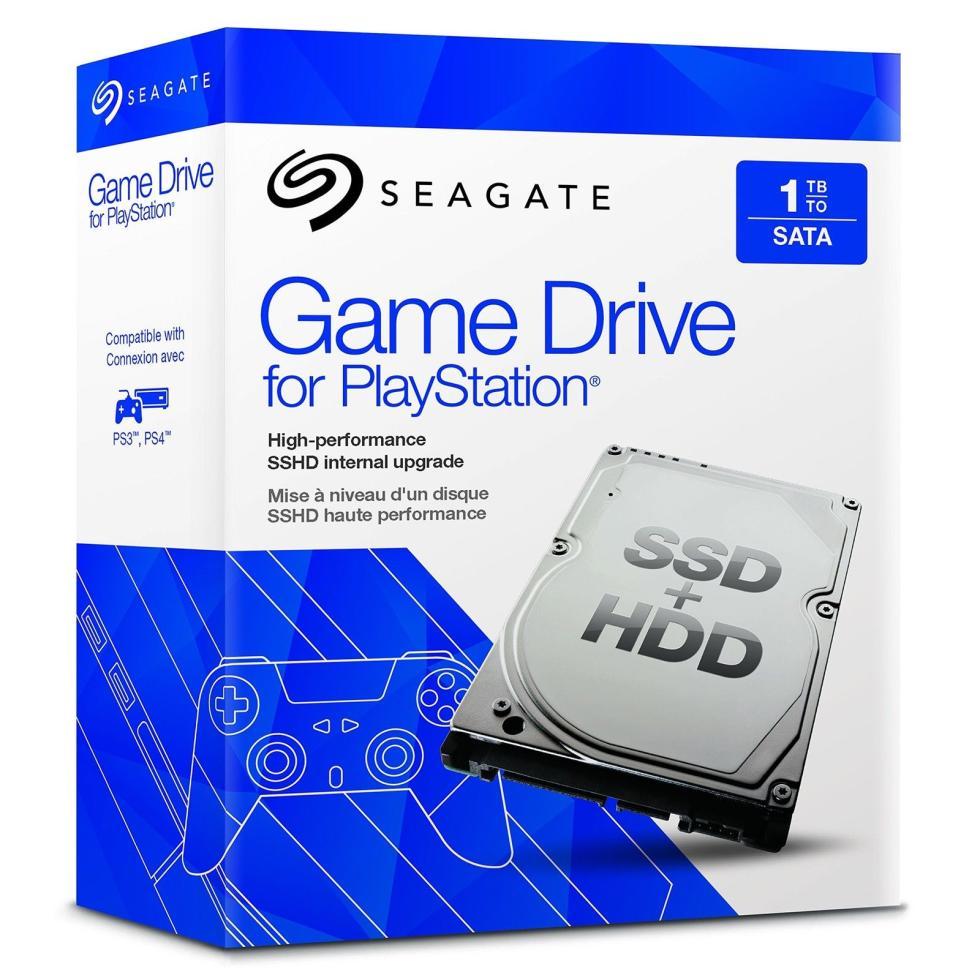 Seagate 1TB Gaming SSHD