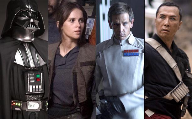 Darth Vader en las nuevas imágenes promocionales de Rogue One