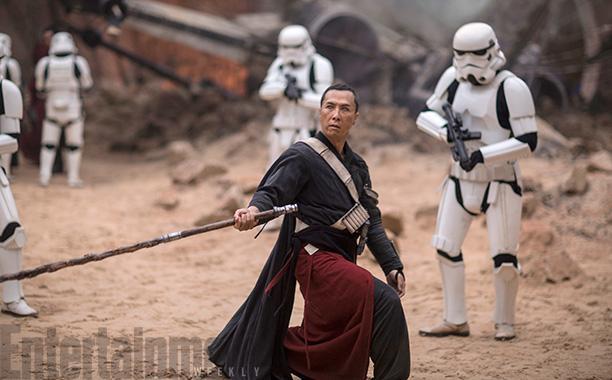 Darth Vader en las nuevas imaágenes de Rogue One