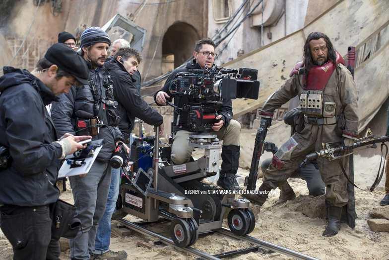 Nuevas imagenes del rodaje de Star Wars Rogue One