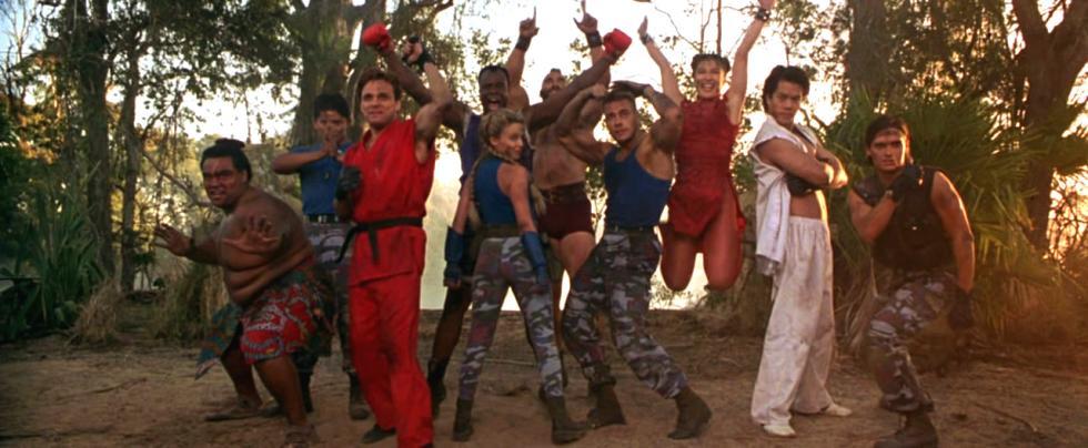 Street Fighter -Así han cambiado los actores de la película
