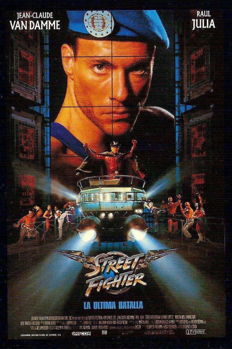 Street Fighter, la última batalla