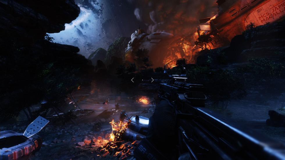 Titanfall 2 en PS4